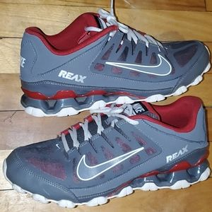 Nike Reax running style shoes